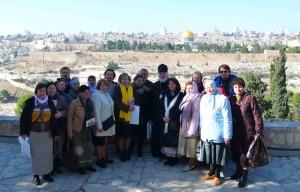паломничество израиль
