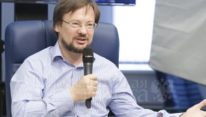 Дмитрий Девяткин на «Народном радио»