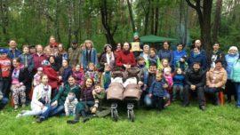 Фестиваль семьи, спорта и трезвости на Троицу