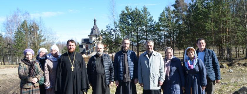Делегация специалистов Координационного центра ПАН СВ посетила реабилитационный центр «Обитель исцеления» под Санкт-Петербургом