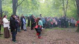 В подмосковном Ромашкове прошел традиционный Фестиваль семьи, спорта и трезвости