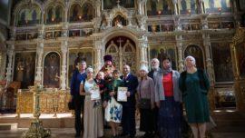 В храме Всех святых на Соколе отметили Всероссийский день трезвости