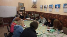 Подготовкой волонтеров в области трезвенного движения займутся в Северном викариатстве