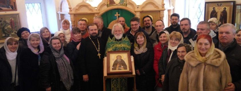 В семейном клубе трезвости в Красногорске отпраздновали двухлетие