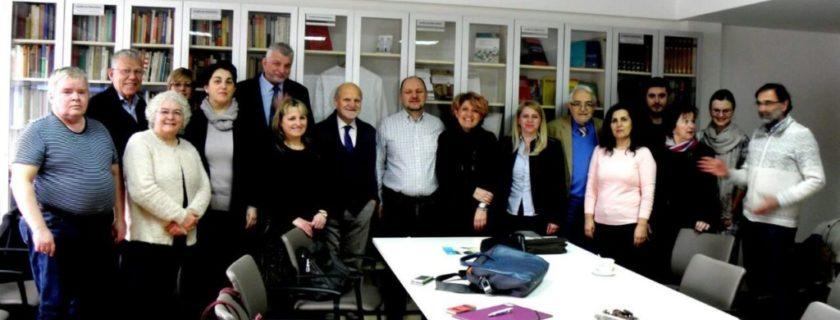 Очередной исполком WACAT состоялся в Загребе