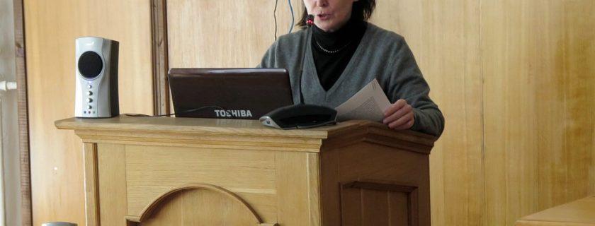 Принципы духовно-ориентированного диалога Т.А. Флоренской обсудят в ходе семинара в школе на Соколе