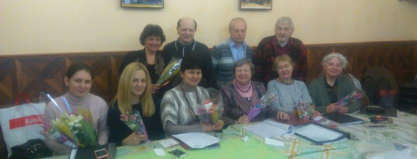 Участниц сводного хора семейных клубов трезвости поздравили с праздником весны
