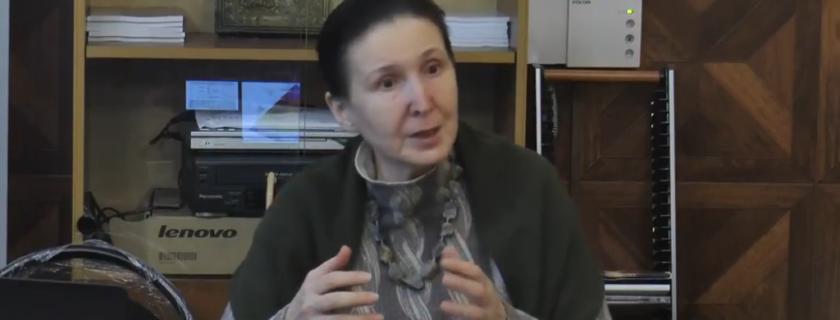 Сотрудник Миссионерского центра ПСТГУ провела занятие для консультантов семейных клубов трезвости