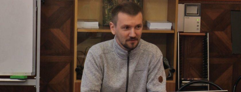 В Школе на Соколе обсудили вопросы социального предпринимательства с Алексеем Бердичевским