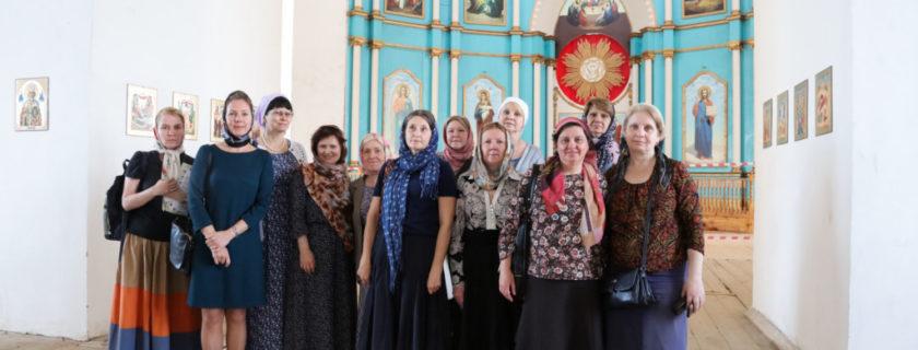 Паломничество по святым местам Рязанской земли