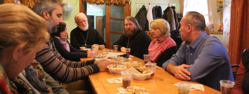 Третий день рождения отпраздновал семейный клуб трезвости во Владыкино
