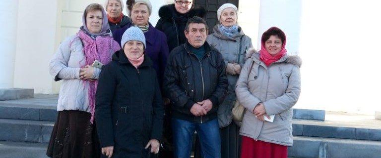Паломничество по святыням Можаской земли совершили общинники семейных клубов трезвости